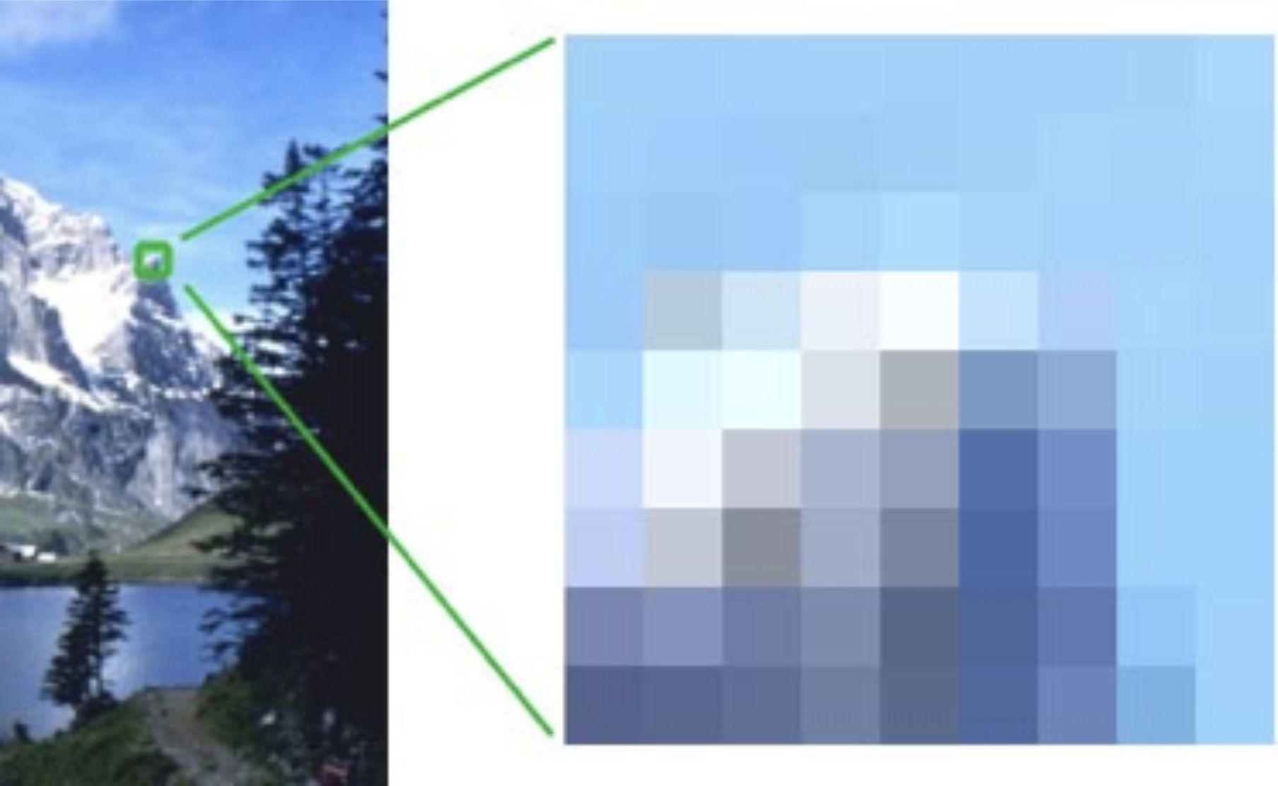 любите почему при увеличении фото видно пиксели захаровна оставила